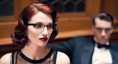 The stylish intellect of Podium eyewear's 2013 collection