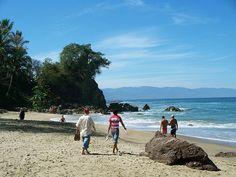 The Beach: Puerto Vallarta, Mexico.