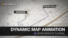 After Effects Tutorial: Animated Map on Vimeo