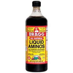 Replace salt AND soy sauce with this!! Amazing and healthy!  Also, nutritional yeast - delicious on fried tofu!