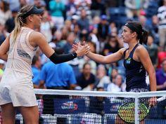 US Open: Maria Sharapova Ousted While Venus Williams Petra Kvitova Advance