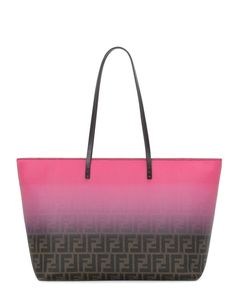21a76f019239 Fendi Ombre Zucca Medium Tote Bag from Neiman Marcus on Catalog Spree