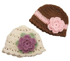How to crochet and crocheting basic stitches