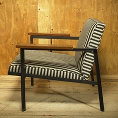 vjeranski:    George Nelson & Associates, Lounge Chair for Herman Miller, c1957.