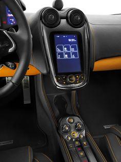 //McLaren //570S //Coupé //Cockpit