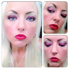 cherieissovery 2 days ago Seeing #Red... #coastalscents #milani #palladiobeauty #ardell #rimell #korres #bhcosmetics #nyx #maybelline #covergirl #picoftheday #igdaily #beautiful #pretty #blueeyes #ignation #followme #insta #color #likes #lovely #mua #muotd #makeupaddict #vanitymafia #tagsta #blonde #20likes #gf_daily