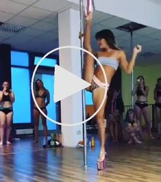 Pole skills – Gif