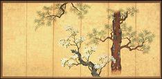 Antique Japanese Screens - The Imari Gallery