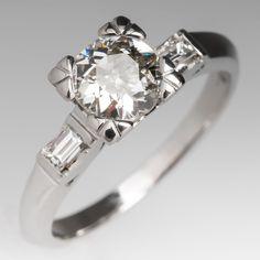 1930's Wedding Ring