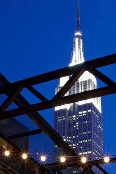 The Refinery offers outstanding views of the Empire State Building you just can't beat. Refinery Hotel (NYC) - Jetsetter