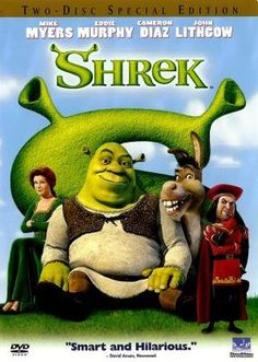 Shrek (2001) movie #poster, #tshirt, #mousepad, #movieposters2