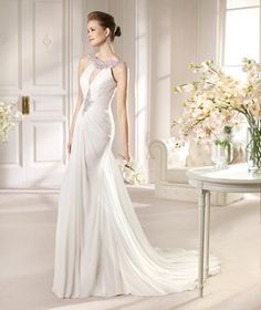 To Find Grea t#Ivory #Wedding Ideas  Visit us at Bride's Book,Get our #newsletter for all the latest promos, news and cupons!