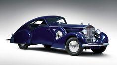 Rolls-Royce Phantom III V12 Aero Coupe 1937