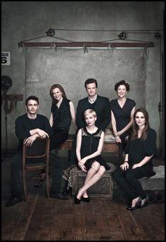 James Franco Nicole Kidman Natalie Portman Bridal Party Photos Group Shots Unique