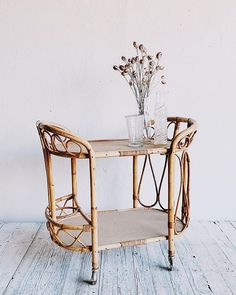 """Check out our web site for even more info on """"bar cart decor inspiration"""". It is actually an exceptional place to find out more. Bamboo Furniture, Find Furniture, Plywood Furniture, Modern Furniture, Furniture Design, Interior Design Living Room, Living Room Decor, Living Rooms, Bamboo Bar"""