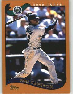 2002 Topps #263 Mike Cameron - Seattle Mariners (Baseball Cards) by Topps. $0.88. 2002 Topps #263 Mike Cameron - Seattle Mariners (Baseball Cards)