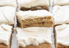 Cinnamon Recipes, Cinnamon Rolls, Fun Baking Recipes, Sweet Recipes, Bakers Sweets, Carrot Cake Bars, Peanut Butter Bread, Brunch, I Am Baker