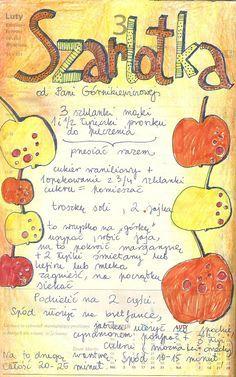 Polish Desserts, Polish Recipes, Monkey Business, Secret Recipe, Toffee, Food To Make, Cake Recipes, Sweet Treats, Food And Drink