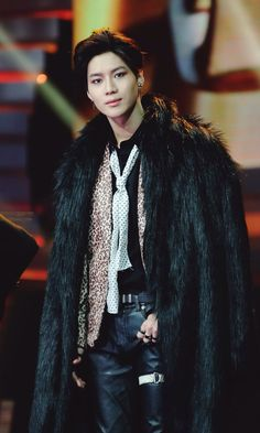 Taemin♡golden disk award☆150115☆HE IS OUR DARK LORD, OVARY SLAYER AND CUTE PONY