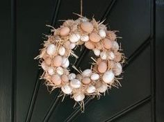How to Make an Easter Door Wreath thumbnail