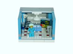 CMF Habitat S6-11 - Surgeon by DarthNick, via Flickr