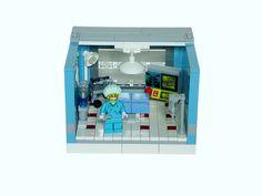 CMF Habitat S6-11 - Surgeon by DarthNick, via Flickr