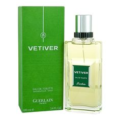 Guerlain Vetiver – An All Time Classic   The first fragrance developed by perfumer Jean Paul Guerlain (the great grandson of founder Pierre-François Pascal Guerlain!) Vetiver was released in 1959, geared towards the South African market, as mentioned by the official reports. Then, in 2000 the fragrance was re-released, this time contained in a new designed bottle and perhaps reformulated.
