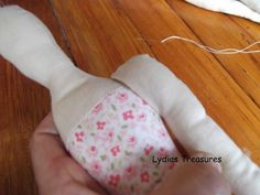 Lydias Treasures: Tilda Sew Along Doll Part 3