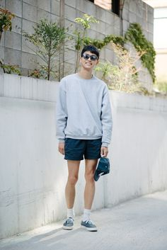 Men'S wear # fashion for men # mode homme # men's fashion korean fashion men, Asian Men Fashion, Korean Fashion Summer, Mens Fashion Wear, Trend Fashion, Korean Street Fashion, Fashion Pants, Fashion Outfits, Men's Fashion, Winter Fashion