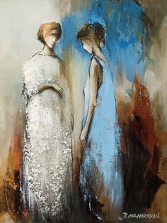 Pia Erlandsson | Swedish Watercolor painter