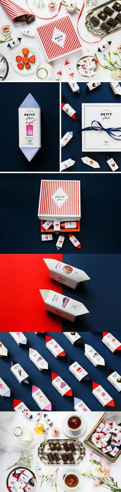 Petit plaisir Branding and Packaging
