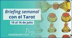En el briefing semanal con el Tarot, El Diez de Copas trae optimismo y suavizar nuestras impresiones sobre las dificultades que existen en nuestras vidas. http://marifranstarot.com/briefing-semanal-con-el-tarot-el-diez-de-copas/