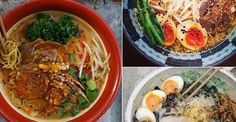Whether it's a steaming bowl of pork-infused ramen or a plate piled high with spicy Szechuan soba, London's noodle scene is well and truly booming, and with noodle joints popping up all over the capital, it's well worth trying them all to determine which will be your favourite