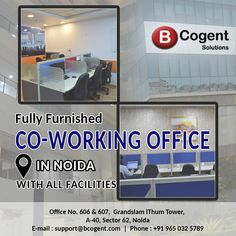Fully Furnished Co-Working Office in Noida................................  #FurnishedCoWorkingOffice #Business #BusinessIdeas #BcogentSolutions #WorkCulture #coworkingspace #coworking #WorkSpace #sharedspace #smallbusinesses #workplacelove #homeoffice #remoteoffice #remotework #work #startupnoida #startupspace #coworker #coworkinglife #coworkingspaceindia #coworkingoffice #Amenities #iThumTower