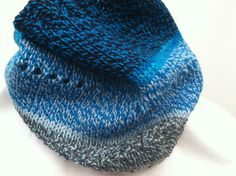 COWL  Limited Edition 1 only  more original styles 5th Ave Fibers