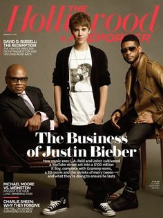 Justin Bieber Cover: The Team and Strategy Behind Making Him a Star
