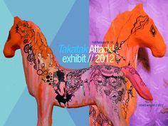 #takatakattack // 2012  exhibit entry  www.behance.net/urbanfaerie