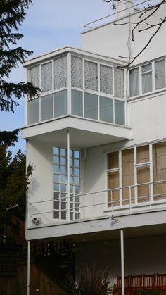 Sun House, Edwin Maxwell Fry