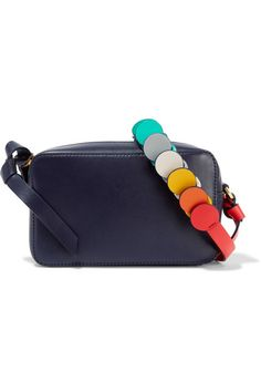 Multicolored leather (Cow) Zip fastening along top Comes with dust bag Weighs approximately 1.3lbs/ 0.6kg Made in Italy