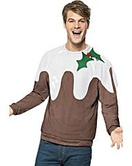 Adults Christmas Pudding Jumper