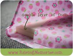 Tutorial: Easy to Make Window Seat Cushion... Making one for Hailey's window seat in her bedroom :)