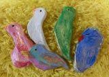 CHRISMAS ORNAMENT BIRDIES