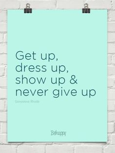 Unlike others who give up and dont even try. quiters!!