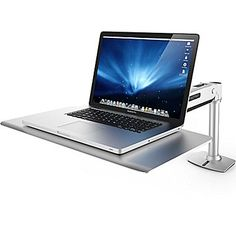 ERGOTRON Workstation Aluminum Sit-Stand | Staples