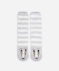 Pyjamas and homewear - Socks - View All - Trends in women fashion Cosy Socks, Pyjamas, Spring Summer Fashion, Sportswear, Fall Winter, Slippers, Lingerie, Owls, Womens Fashion