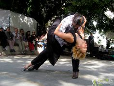 Argentina Travel - Buenos Aires Tango Dancing  // Tango tanzendes Paar in Buenos Aires