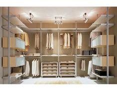 Closets modulares