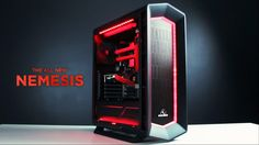Ironside Nemesis PC Pc Cases, Games, Phone, Giveaway, Youtube, Telephone, Gaming, Mobile Phones, Youtubers