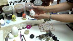 Pysanky (Ukranian Easter Eggs) Demo - Susan Blubaugh