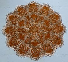 Ravelry: mirielgw's Beaded Lotus Flower